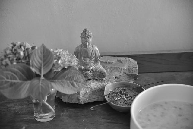 Buddha Arrangement